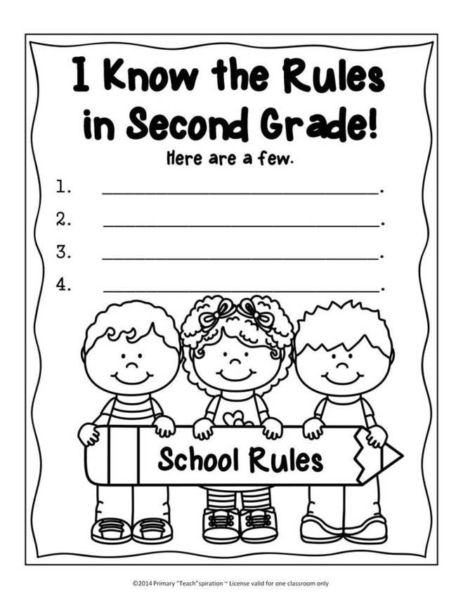 coloring pages 2nd grade - photo#34