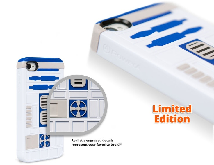 Officially Licensed Star Wars cases for iPhone4/4s   PowerA