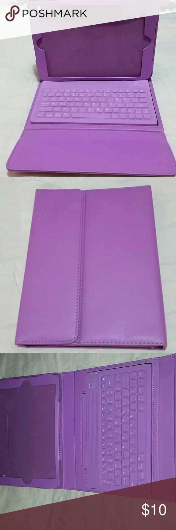 I pad 2 Bluetooth keyboard IPad 2 Bluetooth keyboard case Accessories Tablet Cases
