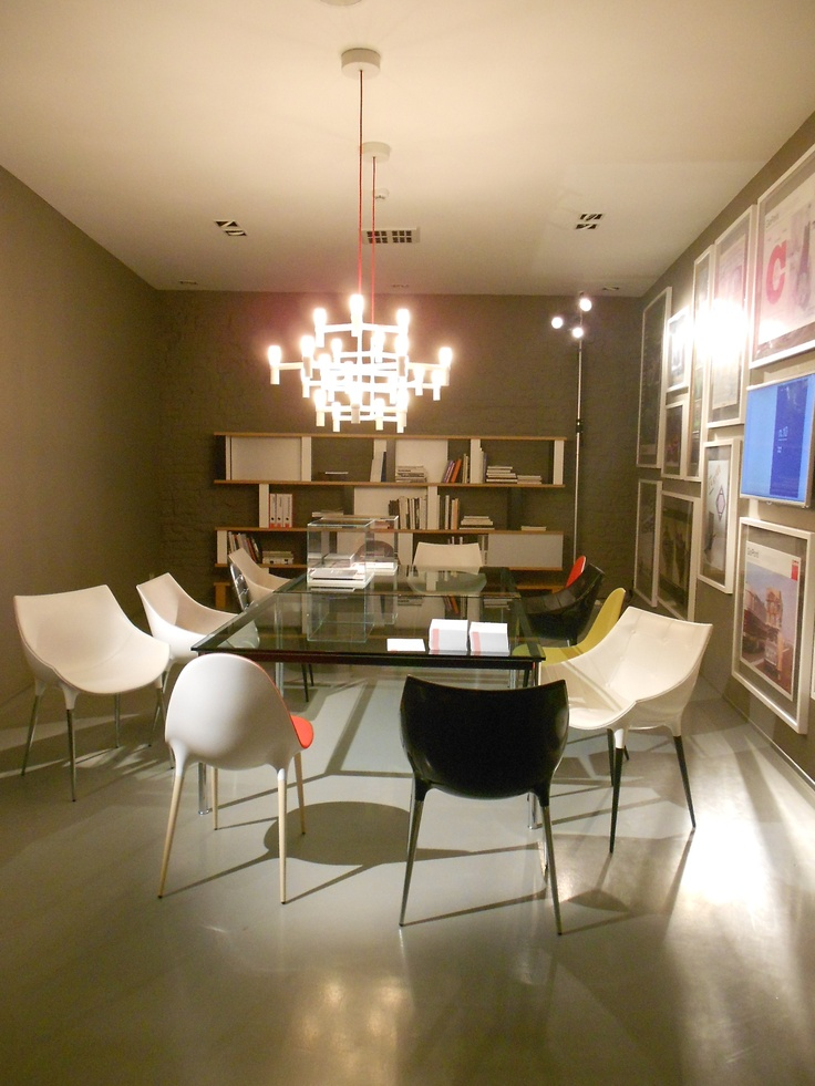The Studio Harrods visits Milan Furniture Fair - Cassina