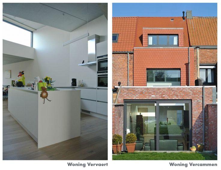 Smal huis renovatie google zoeken huis pinterest search and architects - Huis renovatie ...