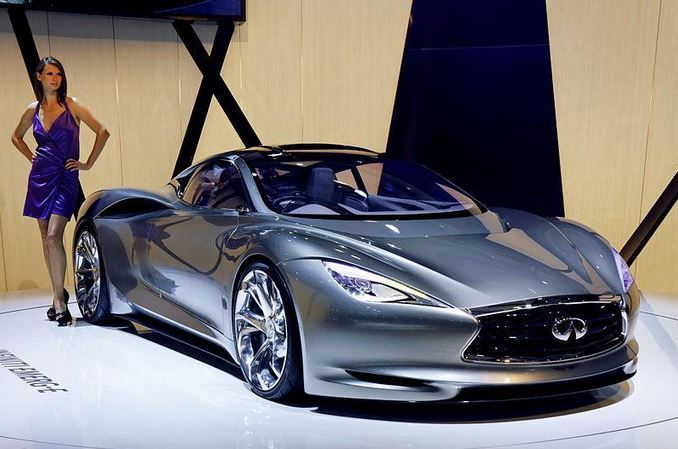 Infiniti Emerg-E - 30 Coolest Concept Cars We Wish We Could Buy | PressRoomVIP - Part 11