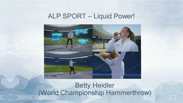 ALP SPORT - Immunkur enthält Vitamine, Mineralien & Pflanzenextrakte,für Leistungssport geeignet, macht immun und steigert Ihre Abwehrkräfte