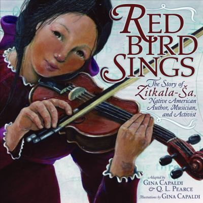 Taken from her Sioux home and educated at boarding school, Zitkala-***Ša feels caught between two worlds, but finds that she can sing through her music, and also by writing stories and being an activist for Native American rights. (Picture book, gr.3-6)