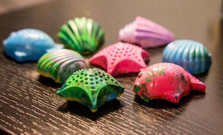 79 best tutoriales manualidades diy images on pinterest - Colores para reciclar ...