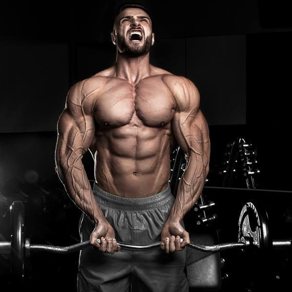 MASSIVE BICEP Training To Bust Through Arm Plateau. Why it works? Most guys don't work the whole bicep by missing extreme range of motion. It doesn't matter