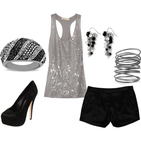 Perfect for a night out.   Created by hcazbill on Polyvore.