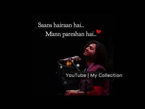Sad Whatsapp Status Arijit Singh  Naina Dangal Movie Song