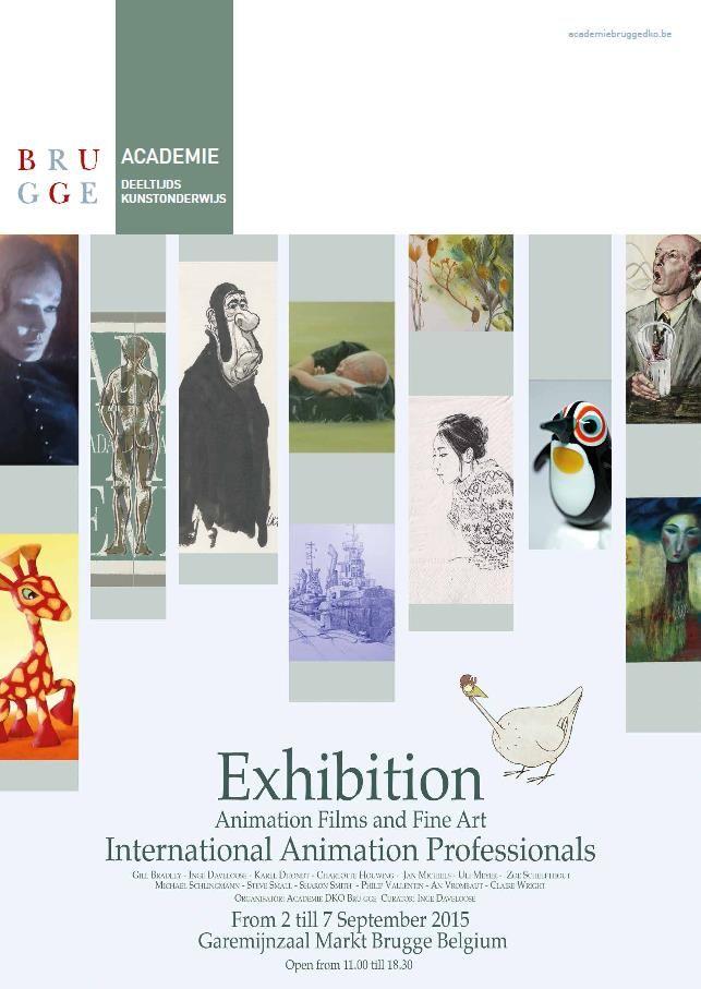 exhibition poster art exhibition