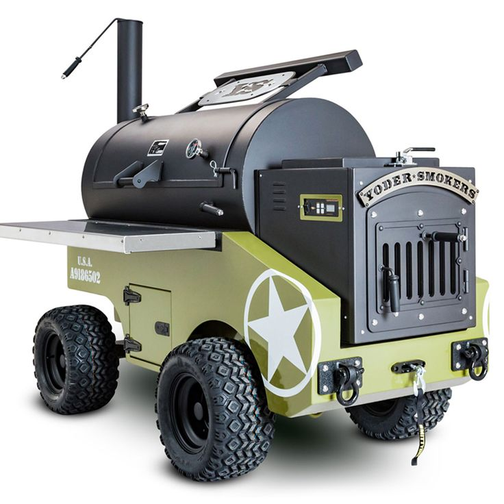 Grill pro cimarron yoder smokers made in the usa