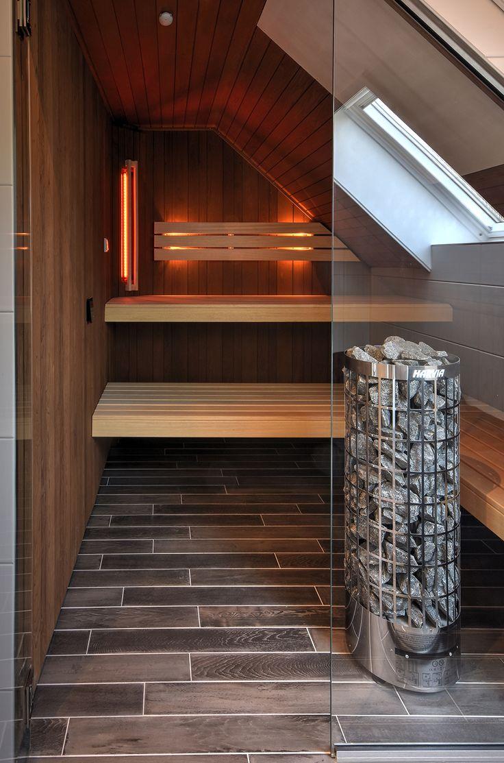 Infrared sauna by VSB Wellness