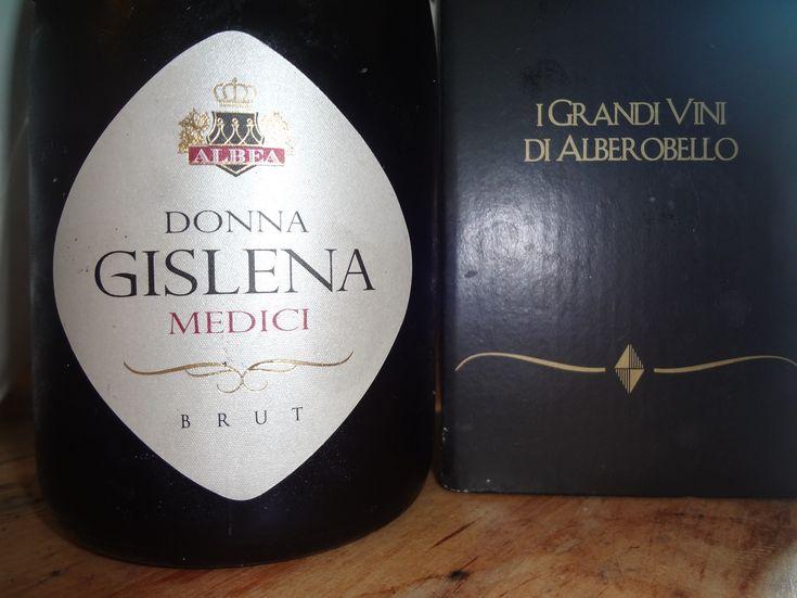 I'm in love with Donna Gislena...