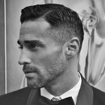 Klassische Herren-Frisuren Für Dicke Haare Frisuren | Männer ...