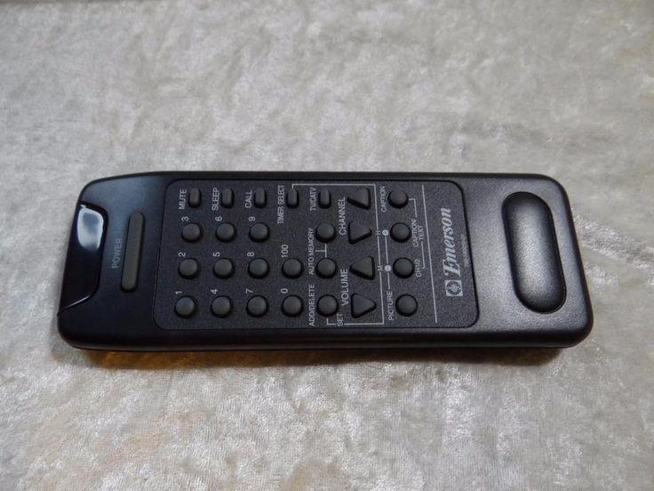 Emerson TV Remote Control TC1351 #Emerson