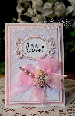 Flowers, Ribbons and Pearls: Friday Freebie 146