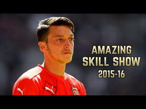Mesut Özil 2015-16   Amazing Skill Show   HD - YouTube