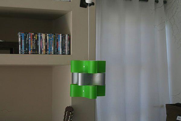 3 tier pendant lamp