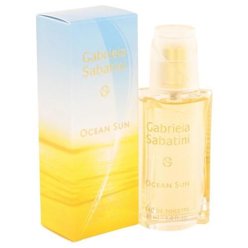 Ocean Sun by Gabriela Sabatini Eau De Toilette Spray 1 oz