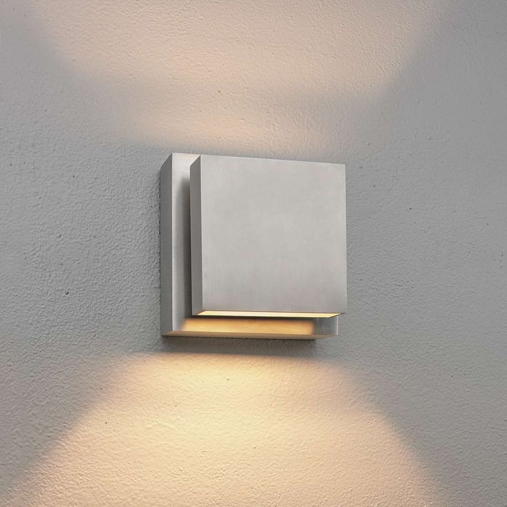 Bruck lighting scobo 1 led wall sconce
