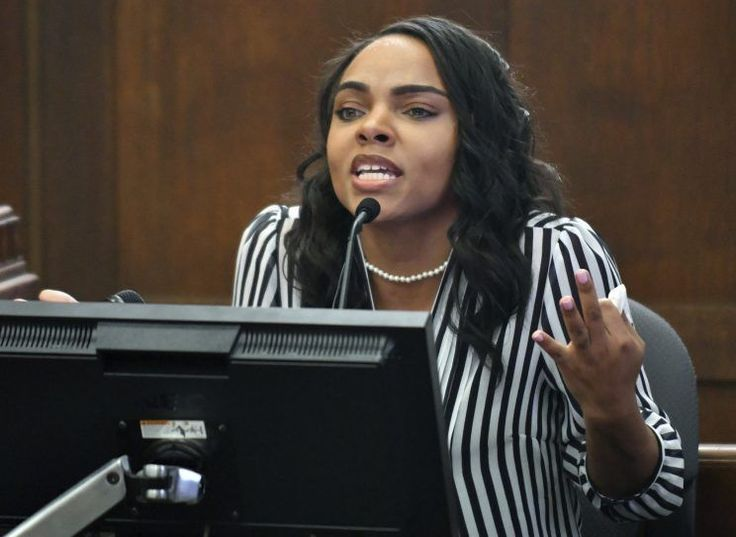 Aaron Hernandez trial: Fiancée shows her loyalty with a new last name | Shayanna Jenkins-Hernandez once again took to the witness stand on Thursday, once again finding herself center stage of a murder trial involving her still fiancé, Aaron Hernandez.  Hernandez, the former New England Patriots star tight end, is already serving a sentence of life without the possibility