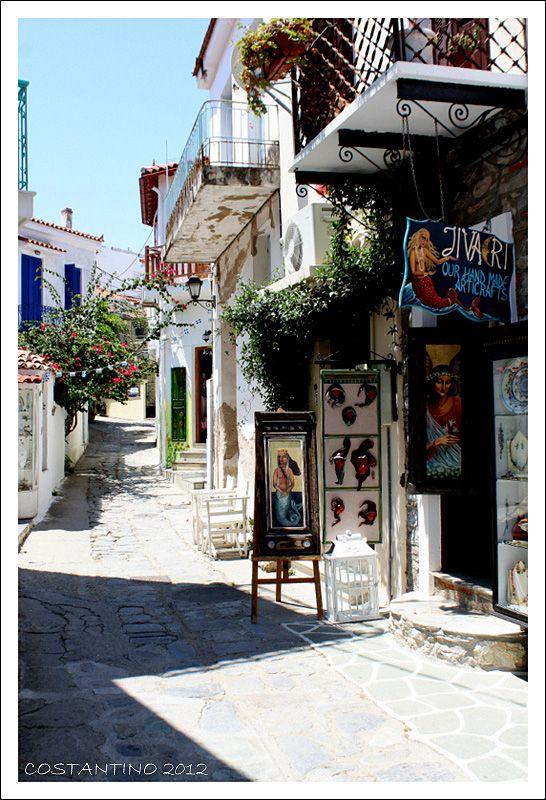 Skithos Island, Greece