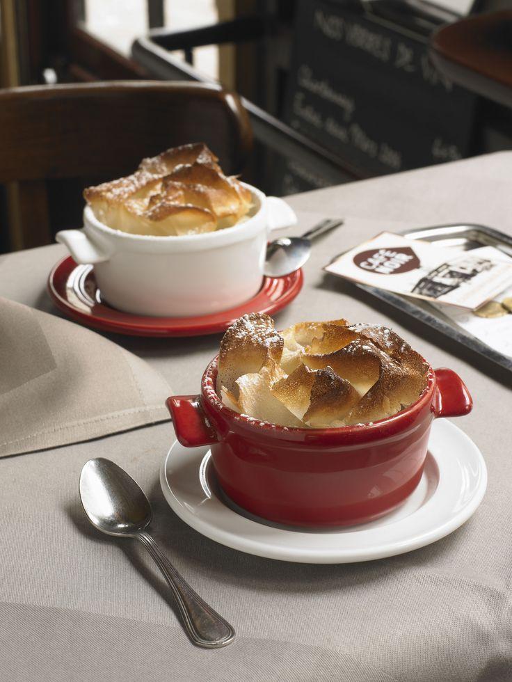 Naczynie MINI COCOTTE - miętowe - Emile Henry - DECO Salon  #soup #casserole #dessert #chocolate #fondue #kitchenaccessories #baking #giftidea