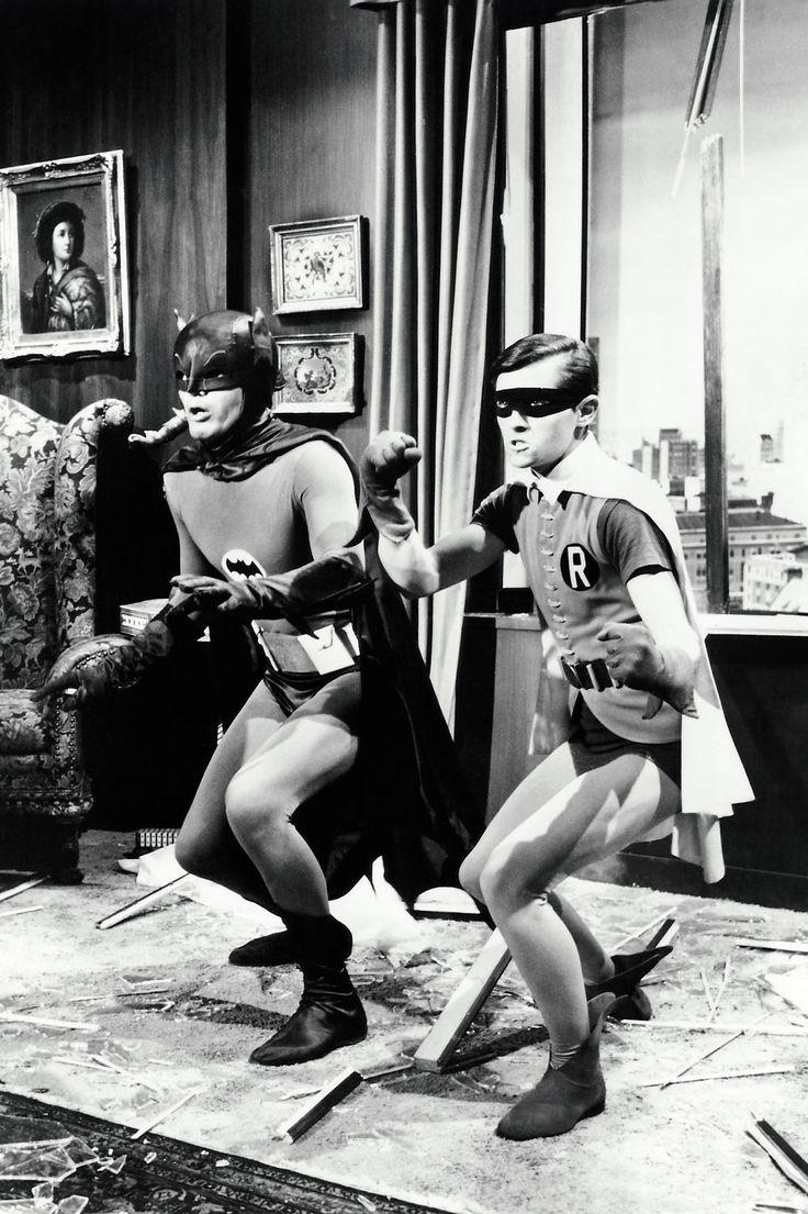 1966 Batman and Robin