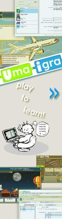 Umaigra-play to learn