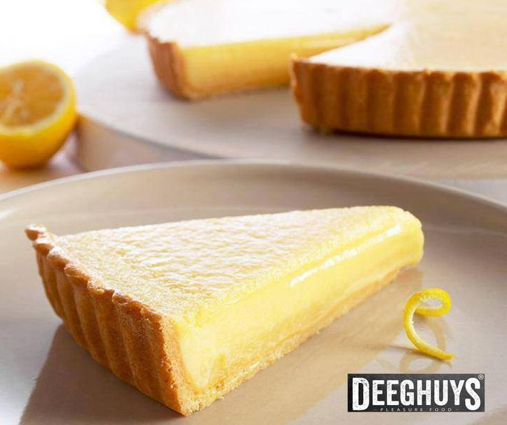 #DeeghuysGeorge sells ready made tart shells and a variety of fillings. Now you can make your own scrumptious tart and bake it minutes before guests arrive. #ilovebaking