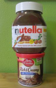 2 Ingredient Nutella Fudge - Tammilee Tips