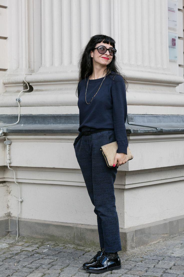【海外スナップ】ヒップスターのカジュアルコーデが光る 2017年春夏ベルリン・ファッション・ウイーク ストリートスナップ | WWD…