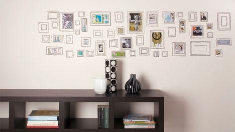 die besten 17 ideen zu leere wand auf pinterest flur wand dekor gro e w nde dekorieren und. Black Bedroom Furniture Sets. Home Design Ideas
