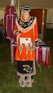 Image result for Iroquois Women's regalia