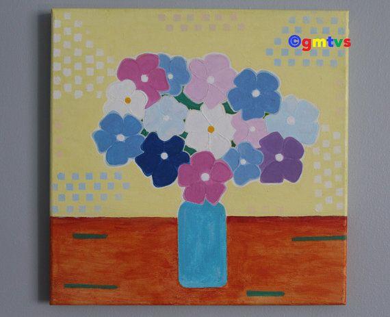 Floral Vase -Summer Collection for sale
