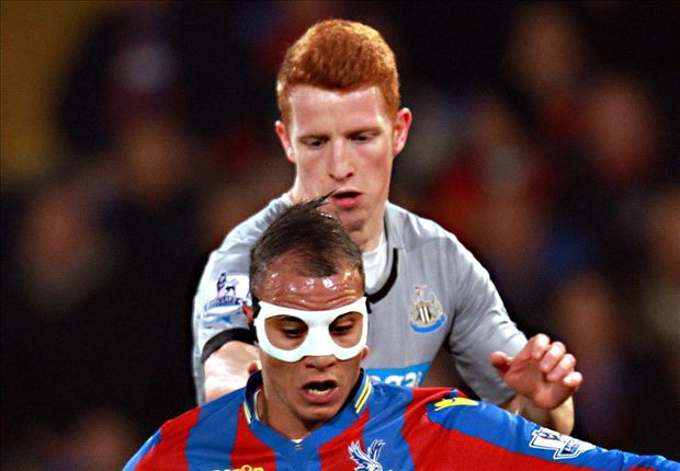 Report: Crystal Palace 1-1 Newcastle