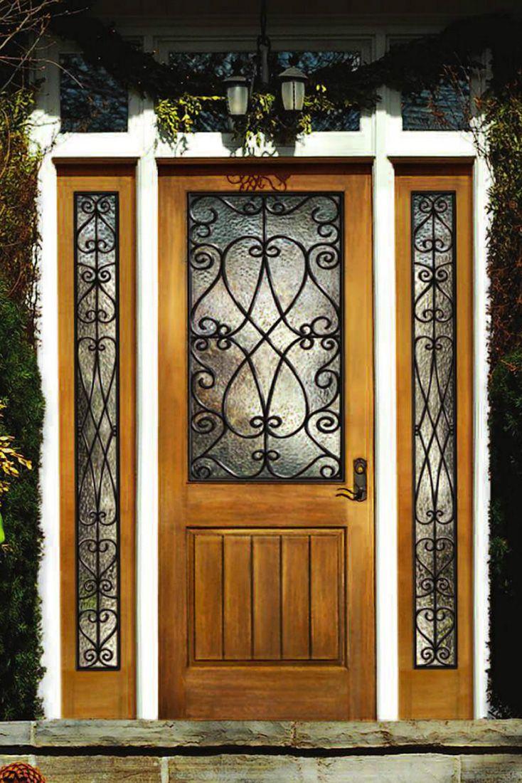 25 best WOODGRAIN Doors images on Pinterest   Entrance doors ...