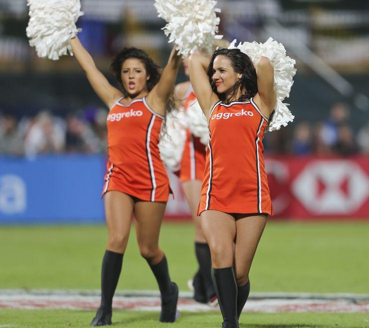The brilliant Aggreko Dynamo Cheerleaders will be back again for this year's event #AggrekoDynamos #Cheerleaders #Dubai7s
