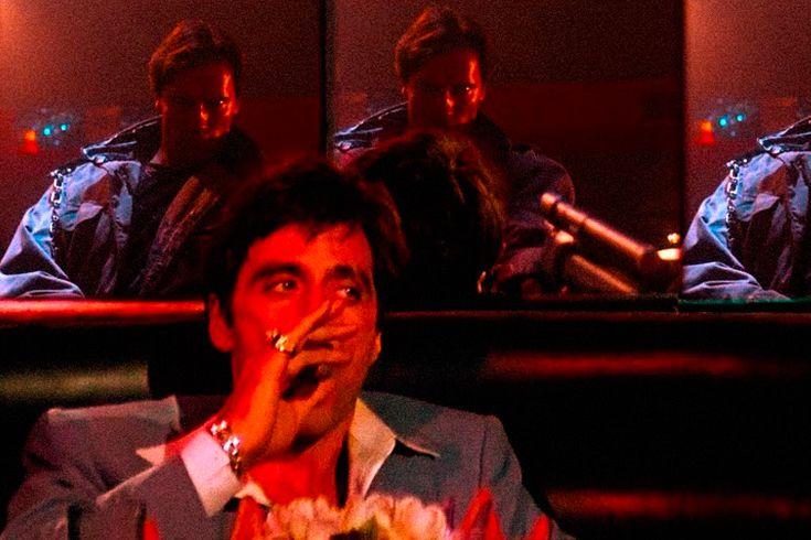 Клуб ада https://mensby.com/video/entertainment/6281-hells-club  Существует место все пространства и логики, где встречаются все персонажи: Терминатор, Тони Монтана, Карлито, Блейд, Пинхед, Джон Траволта, Аль Пачино, Робокоп, Дарт Вейдер и другие. Все герои в одном ролике и одной заварушке!