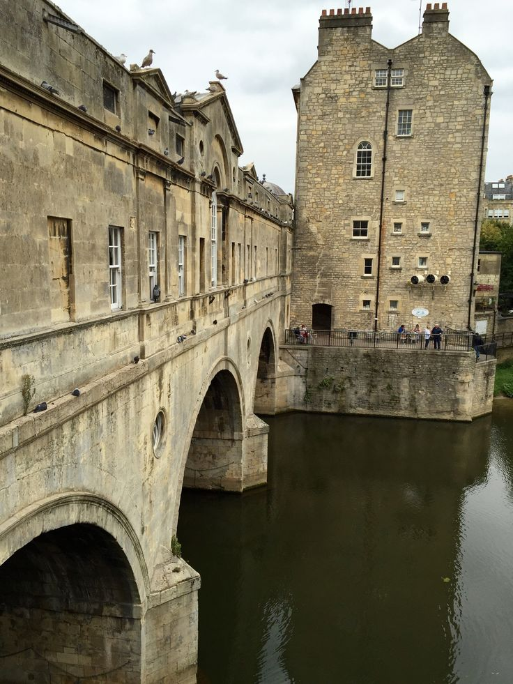 Avon River | Bath UK