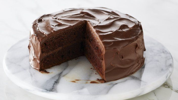 Check out Devil's Food Cake. It's so easy to make ...