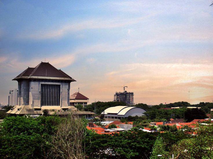 Sore di Semarang  by Nicho Lintang  #photosemarang
