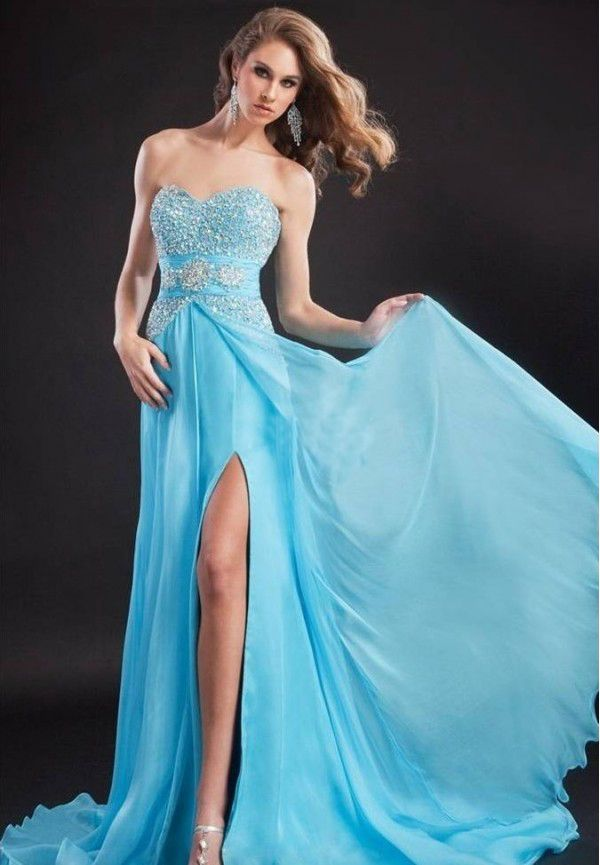 103 best Chic Evening Dresses images on Pinterest | Dress prom ...