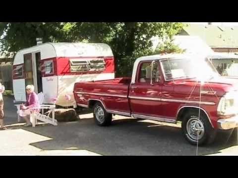 66 best yellowstone camper rv images on pinterest vintage caravans vintage trailers and campers. Black Bedroom Furniture Sets. Home Design Ideas