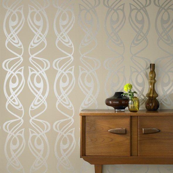 Designer wallpaper wall art paint graham brown