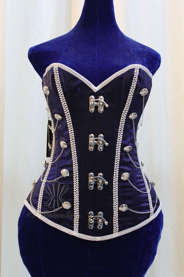 acciaio disossato victorian steampunk corsetto top per vita rifilatura plus size corsetto disponibile(China (Mainland))