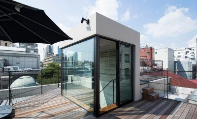 Cool Tokyo Tardis Apollo Architects Slot Office Into A Family Home 83 For Small …
