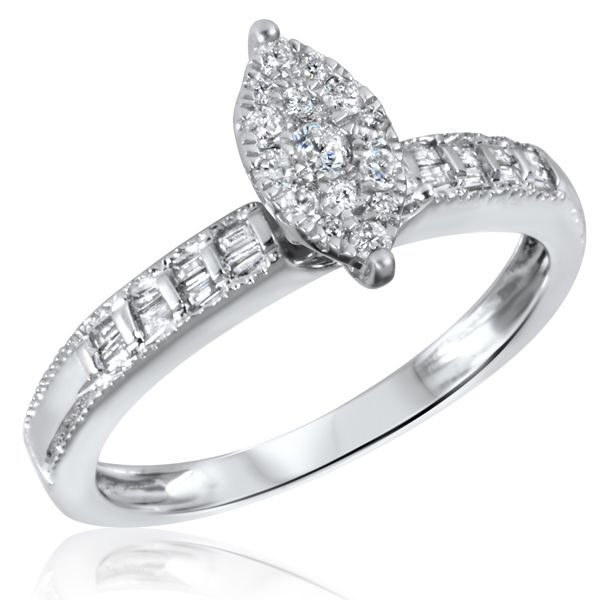 Cute Gorgeous Engagement Rings Under
