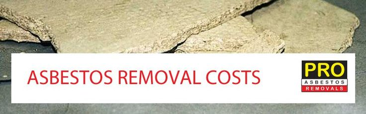 In this article, we will over the costs to #remove #asbestos
