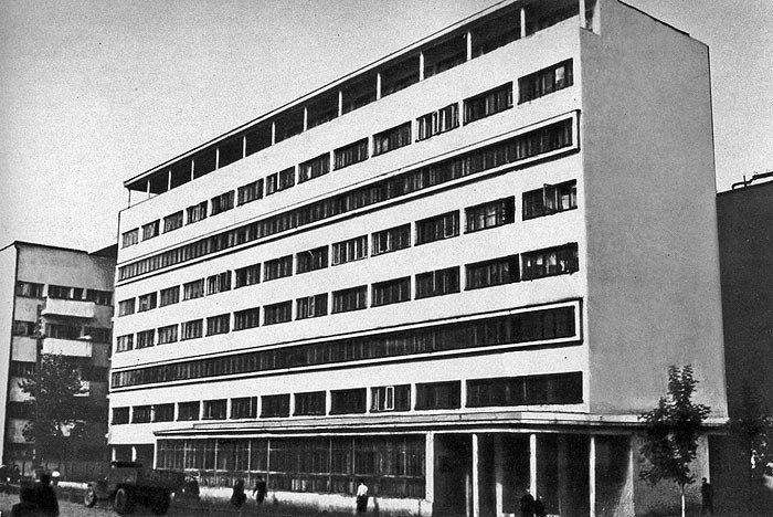 The Constructivists | misfits' architecture