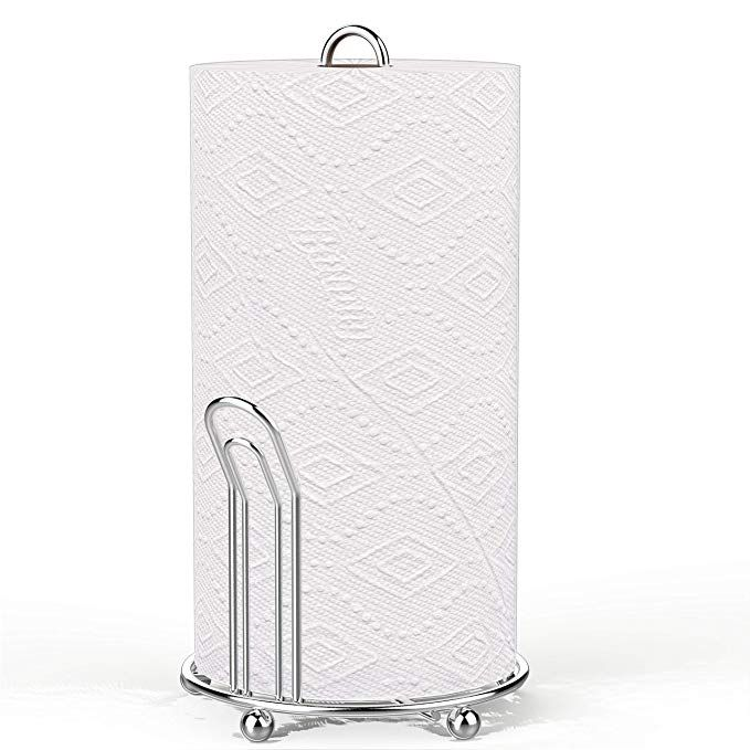 Simple Houseware Chrome Paper Towel Holder Review With Images